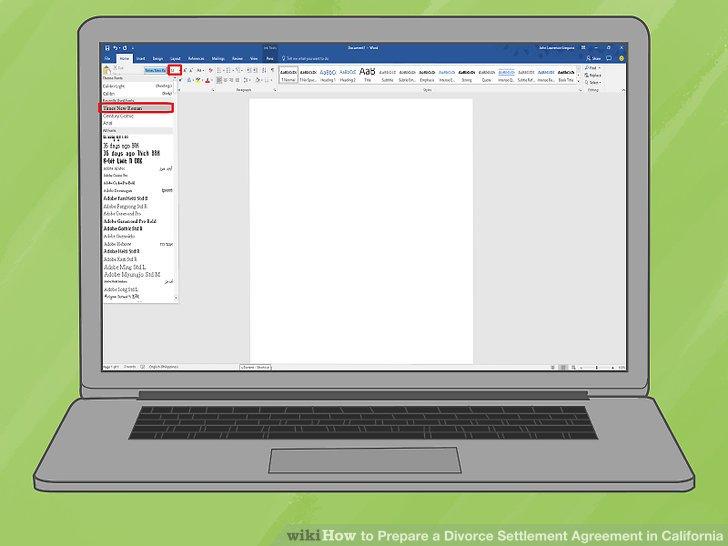 Formatieren Sie Ihr Dokument.