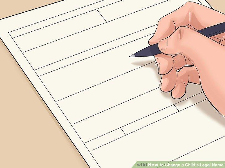 Füllen Sie die Formulare aus.