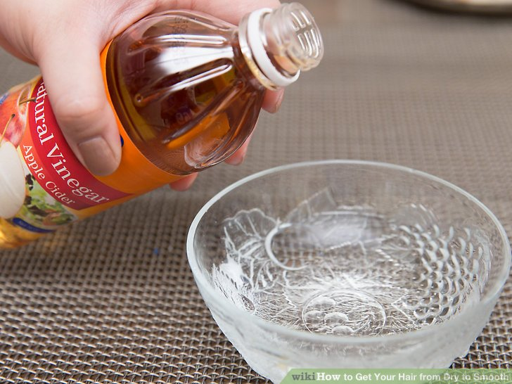 Use apple cider vinegar.