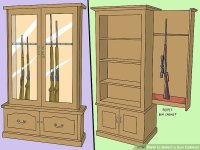 How to Select a Gun Cabinet: 9 Steps (with Pictures)