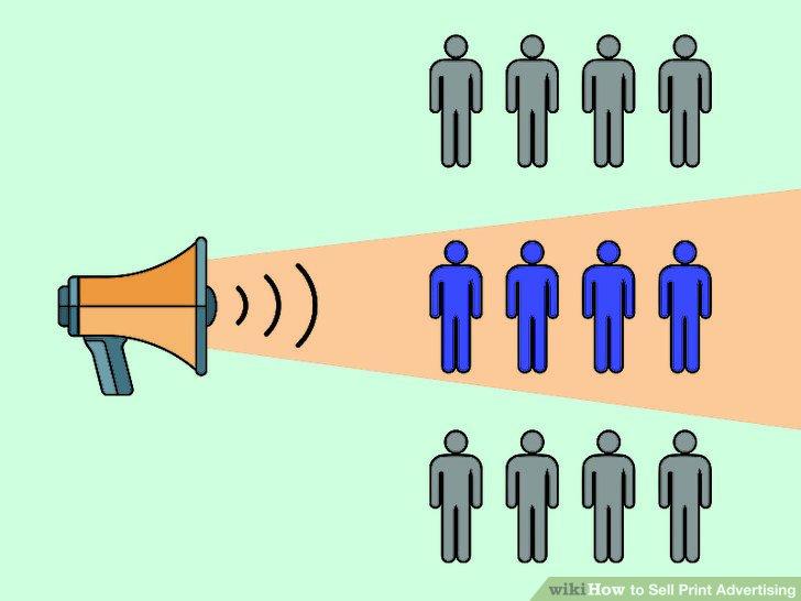 Machen Sie Ihre Anzeigen attraktiv für eine bestimmte Zielgruppe oder einen bestimmten Markt.