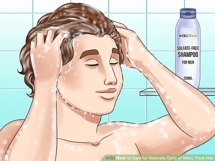 Verwenden Sie ein sulfatfreies Shampoo.