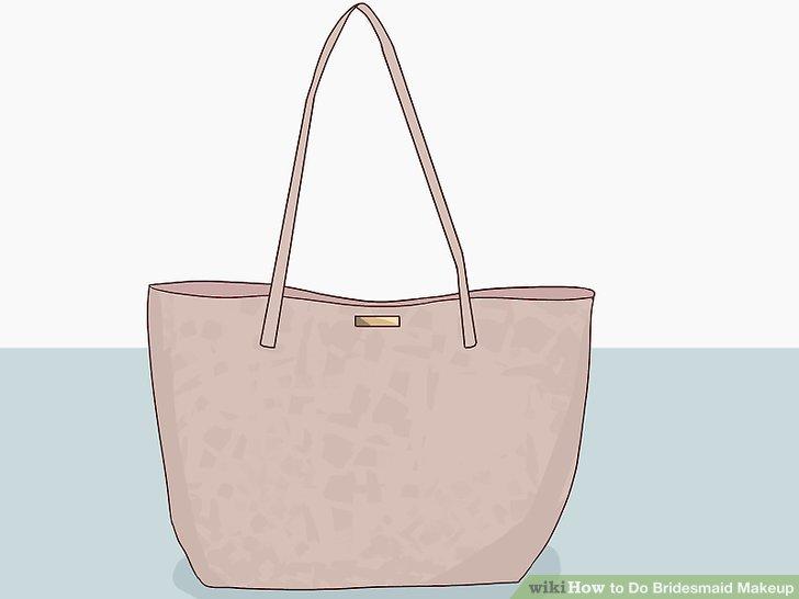 Bring eine Tasche mit.