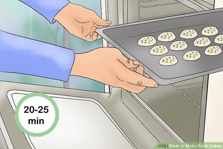 Pişirmek için önceden ısıtılmış fırına yerleştirin.