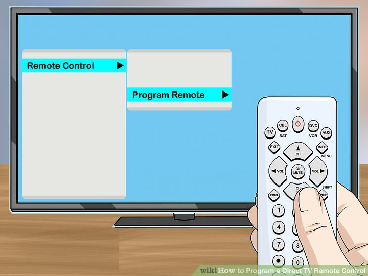 direct tv 2005 jeep liberty crd wiring diagram 7 easy ways to program a remote control wikihow image titled step 23