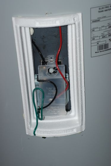 Heater Wiring Diagram How To Repair An Electric Water Heater Wikihow