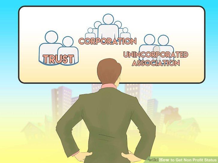 Bir organizasyon yapısı seçin.
