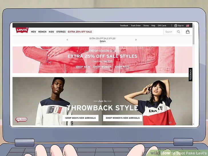 Besuchen Sie die Levi-Website für Geschäfte in Ihrer Nähe.