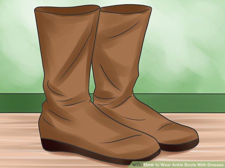 Wählen Sie Stiefel in neutralen Farben, damit Sie sie mit mehr Outfits tragen können.