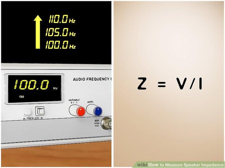 Berechnen Sie die Impedanz bei Resonanz.