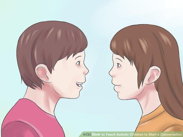 Verwenden Sie Beispiele für Gesprächsstarter, um das Vertrauen Ihres Kindes aufzubauen.