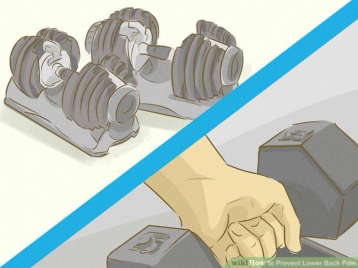 Positionieren Sie sich dicht an schweren Objekten.