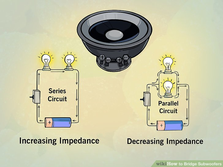 To Hook Up Dual Voice Coil Sub On Speaker Voice Coil Wiring Diagram