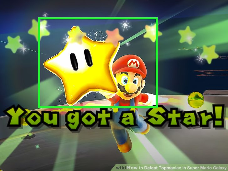 How to Defeat Topmaniac in Super Mario Galaxy 4 Steps
