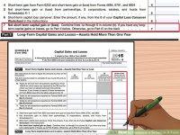 Irs Schedule D Tax Worksheet - Rcnschool