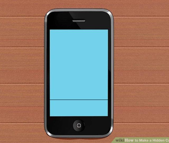 Image Titled Make A Hidden Camera Step 9