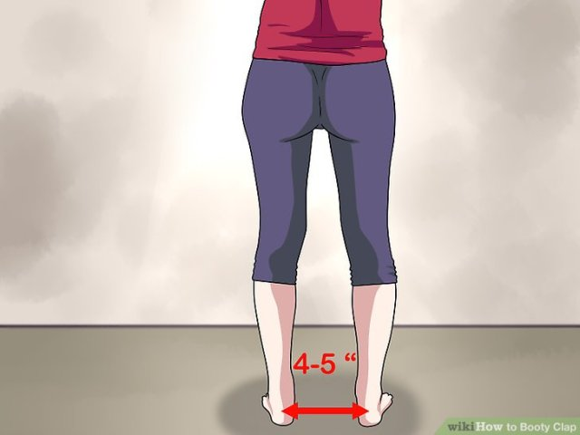 Image Titled Booty Clap Step 7