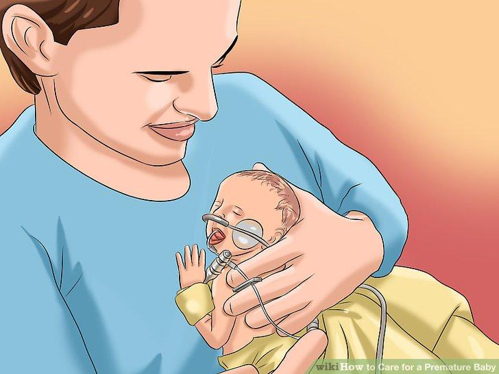 Werden Sie so engagiert wie möglich in die Pflege Ihres Babys.