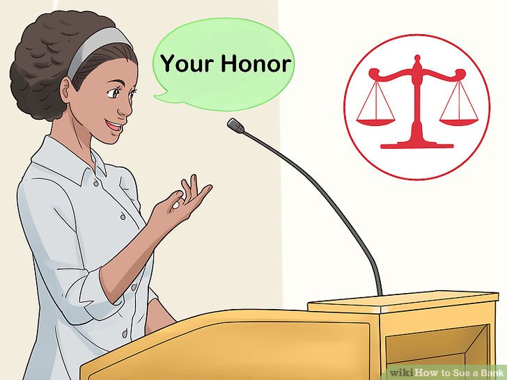 Nehmen Sie an Ihrer Anhörung teil.