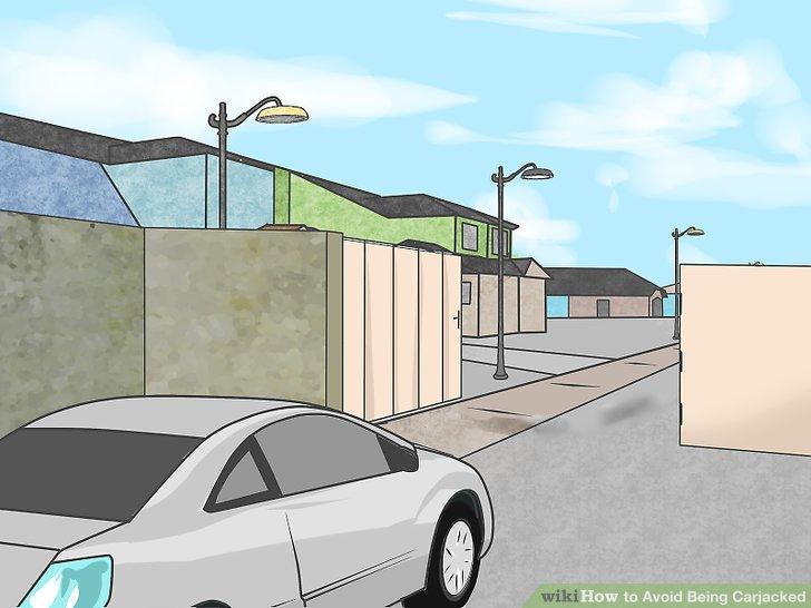Vermeiden Sie Überwachungsfallen in Gated Communities.