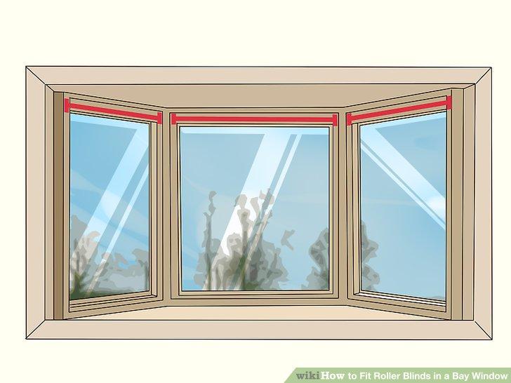 Messen Sie die Breite jedes Fensters, zu dem Sie Rollos hinzufügen möchten.