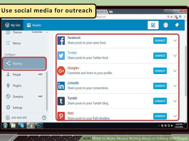 Nutzen Sie Social Media für die Öffentlichkeitsarbeit.
