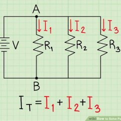 How To Solve Circuit Diagrams Database Architecture Diagram Parallel Circuits 10 Steps With Pictures Wikihow Image Titled Step 3