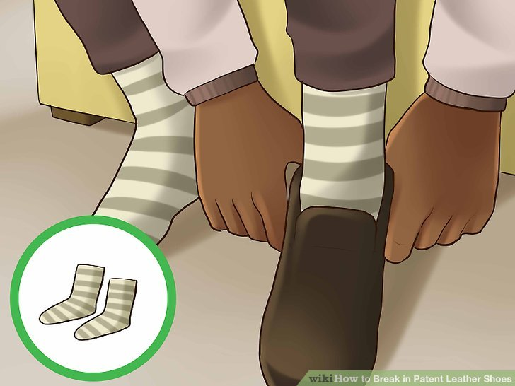 Break in Patent Leather Shoes Step 11.jpg