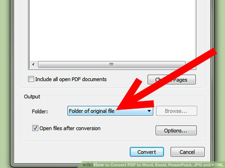 How to Convert PDF to Word. Excel. PowerPoint. JPG and HTML
