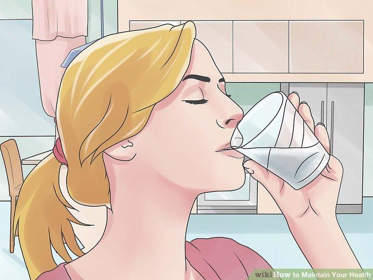 Trink das H2O auf.