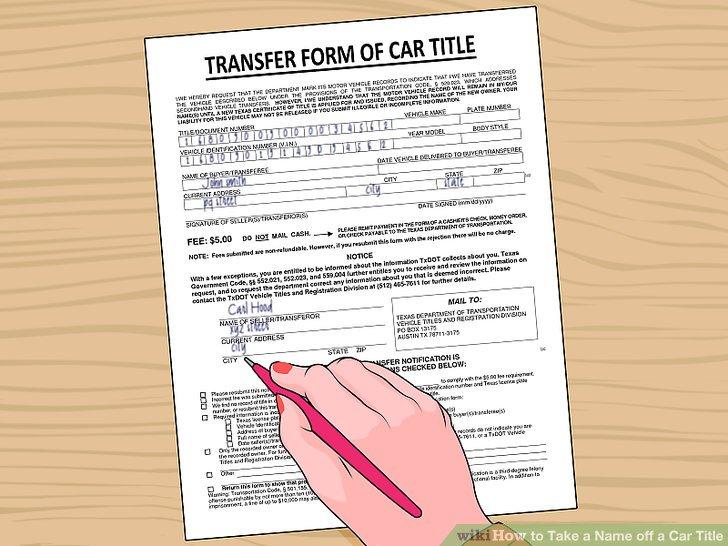Texas Vehicle Transfer Notification >> Texas Motor Vehicle Transfer Notification Form ...