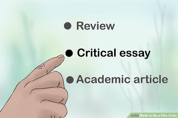 Lernen Sie die verschiedenen Formen der Kritik kennen.