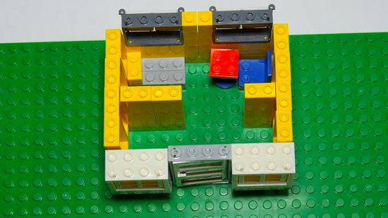 how to make a simple lego sofa really comfy beds build house 12 steps with pictures wikihow 5