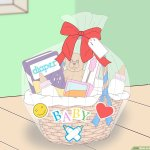 How To Make Baby Gift Baskets 14 Steps With Pictures Wikihow
