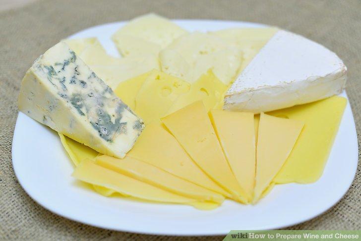 Käse nach Geschmacksintensität und Milchgehalt anordnen.