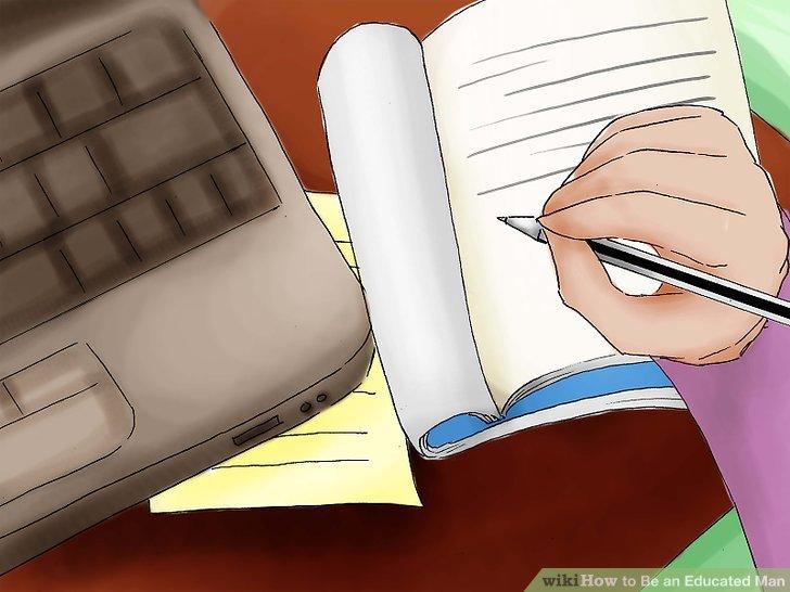 Machen Sie sich Notizen zu wichtigen Bereichen.