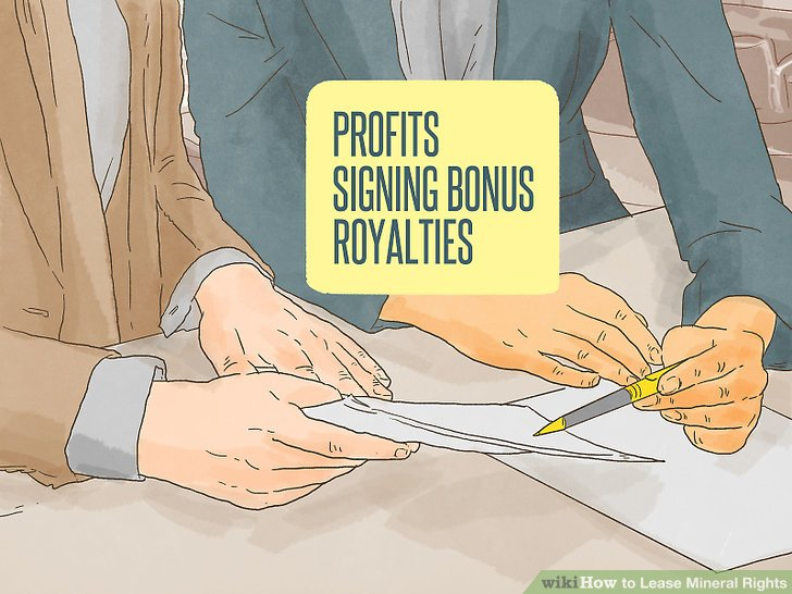 Discuss royalties and a payment schedule.