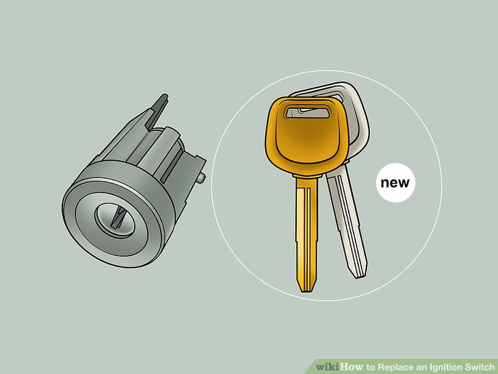 Oldsmobile 88 How To Install An Ignition Switch For A Oldsmobile