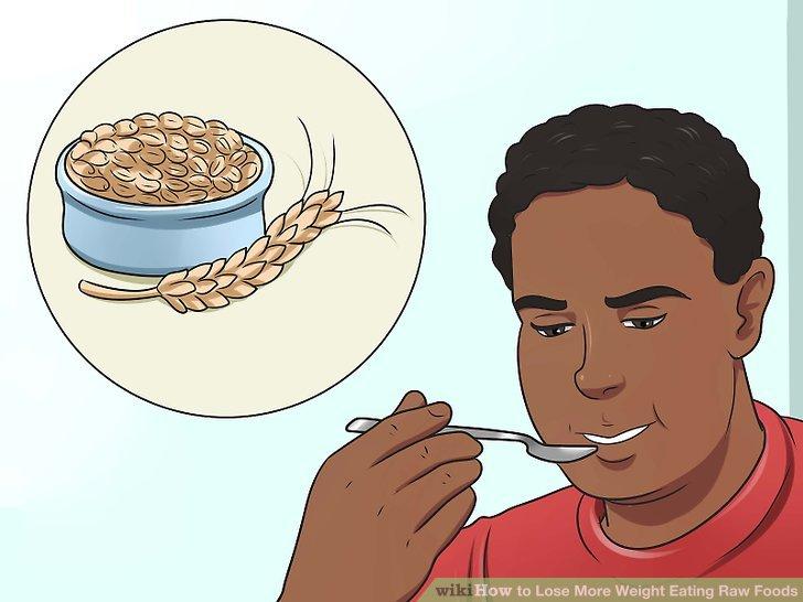 Bei den meisten Mahlzeiten eine Portion Vollkornprodukte einschließen