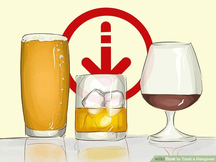 Ne kadar içtiğinizi en aza indirin.
