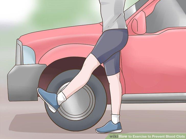 Halten Sie mindestens einmal pro Stunde an, wenn Sie fahren.