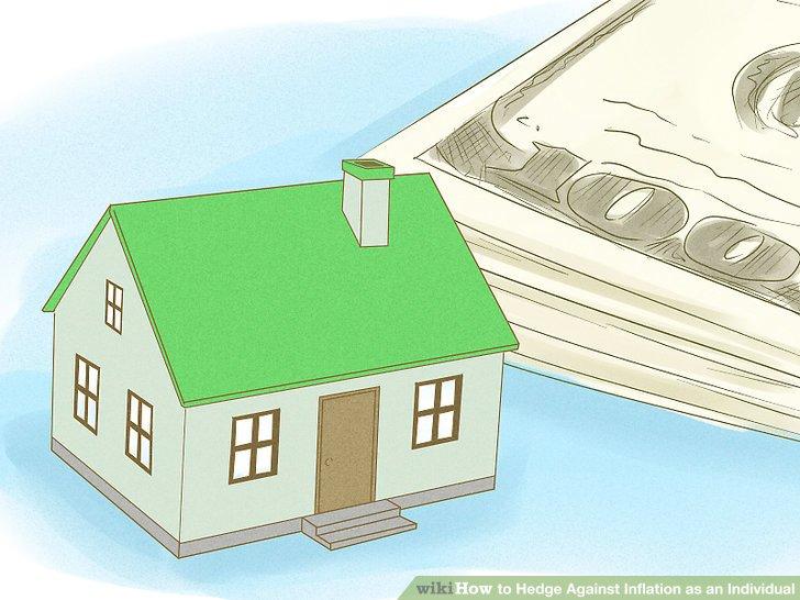 Consider real estate.