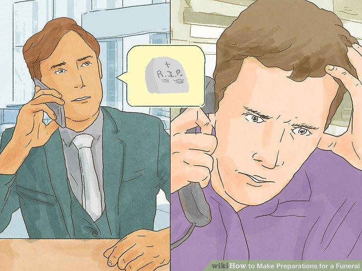 Setzen Sie sich mit den nahe stehenden Personen in Verbindung und benachrichtigen Sie sie.