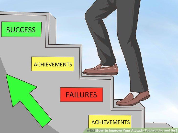 Sehen Sie den Misserfolg als Gelegenheit zum Lernen.