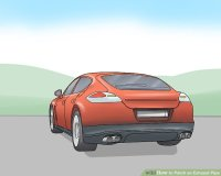 3 Ways to Patch an Exhaust Pipe - wikiHow
