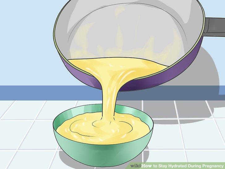 Machen Sie Suppe zu einem Teil Ihrer Behandlung.