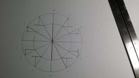 Constructing An Ellipse With A Compass