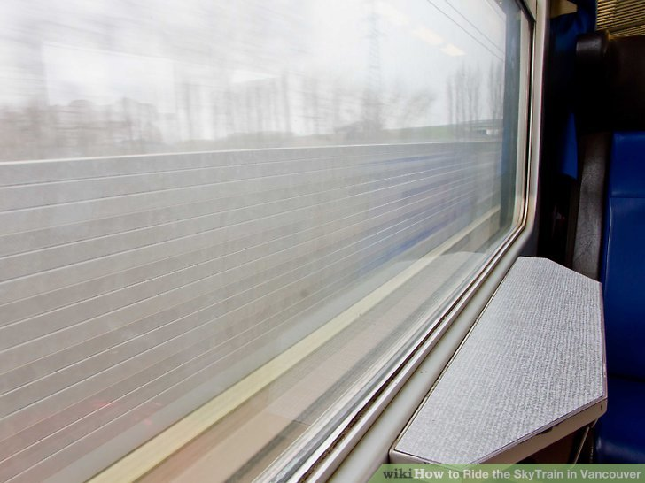 Take advantage of window and end-of-the-train seats.