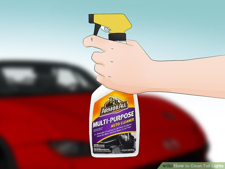 Select a combination protectant, cleaner, and polisher.