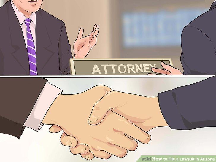 Consider hiring an attorney.